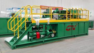 core drilling mud system